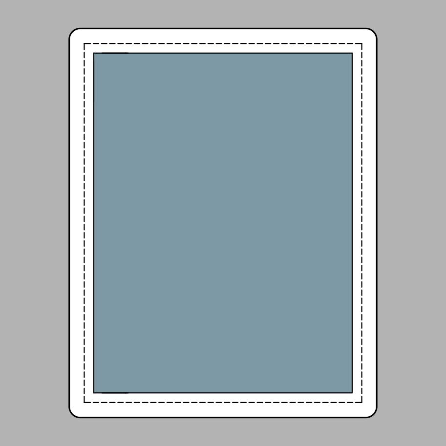CC-1046 Fixed Watertight Window