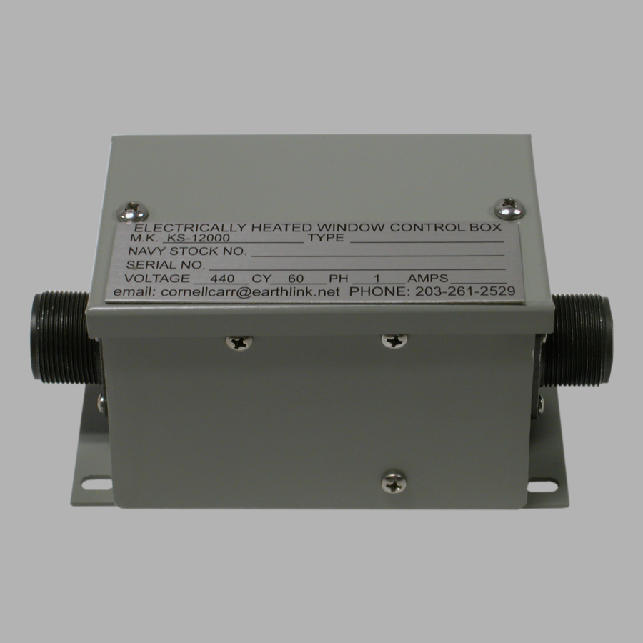 KS-12000 Heated Window Controller