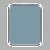 """CC-1340 3/4"""" Thermopane Window"""